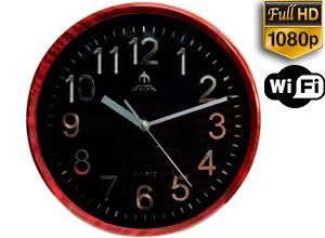 Reloj De Pared Espia SpyMate P2P | WIFI | IP
