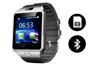 Smart Watch GADNIC Z09 | SIM | Bluetooth