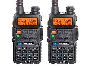 Kit 2 Handies Baofeng UV5R
