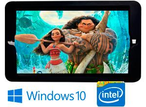 Tablet Gadnic Kids 7″ Pc Windows 10 Intel Hdmi 16gb