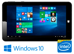 Tablet Gadnic Intel 7″ Windows 10