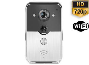 Videoportero con tecnología inalámbrica  IP | WIFI | P2P