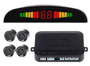 Sensor de estacionamiento con Display y Sonido