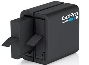 Cargador Dual GoPro Hero 5