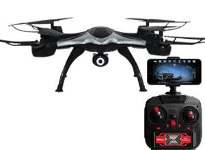Drone VISUO con camara   FPV   GPS