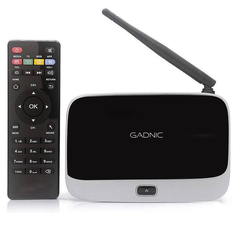 TV BOX Android Gadnic | TX-700 QuadCore 16GB